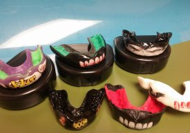 custom mouth sports guards