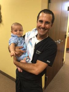 Dr. Altman loves babies